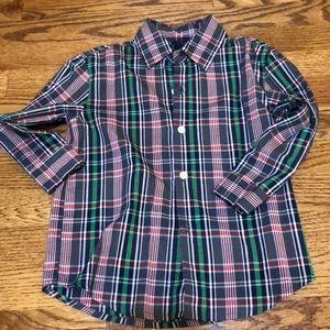 Boys Nautica shirt